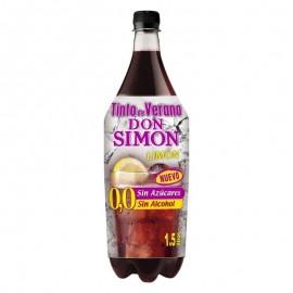 Tinto Verano Don Simon Limon 0.0% 1,5 L