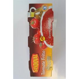 Tomato Frito Sandoval 220 Grs Pk-3