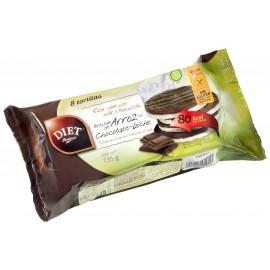 Tortita Arroz Choco Con Leche 135 Grs
