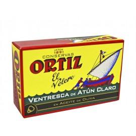 Ventresca Ortiz De Atun Claro Ol-120 Grs