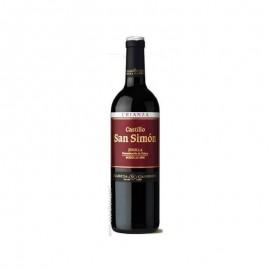 Jumilla Castillo San Simon Red Wine 75 Cl