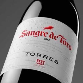 Penedes Torres Sangre Toro Red Wine 70 Cl