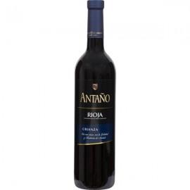 Wine Rioja Antano Crianza 70 CL