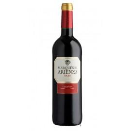 Wine Rioja Marques Arienzo Crianza Red75 Cl