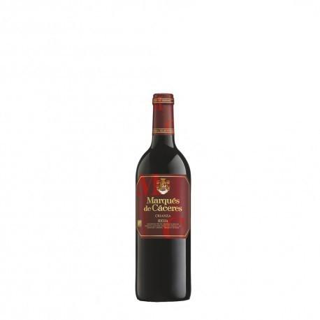 Vino Rioja Marques Caceres Crianza 37 Cl