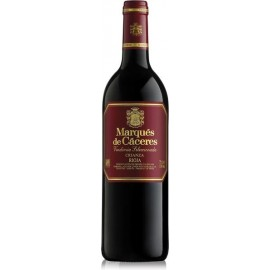 Wine Rioja Marques Caceres Crianza Red70 Cl