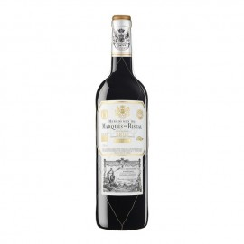 Rioja Marques Riscal Reserva Red Wine 75 Cl