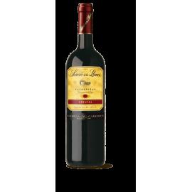 Vino Valdepeñas Señorio De Los Llanos Crianza  75 Cl