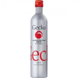 Caramel Gecko Vodka 70 Cl