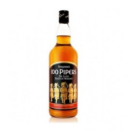 100 Pipers Whisky 70 Cl