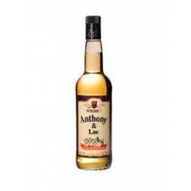 Whisky Anthony & Lac 70 CL