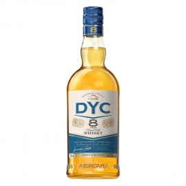 Dyc 8 years aged Whisky 70 CL