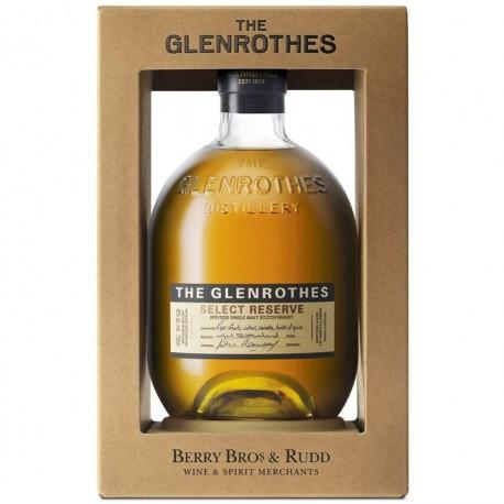 Whisky Glen Rothes Malta 70 Cl