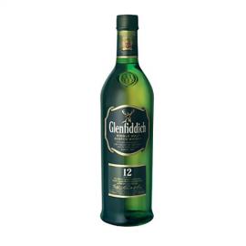 Whisky Glenfiddich Malta 12 Años