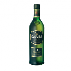 Glenfiddich Malta 12 years aged Whisky