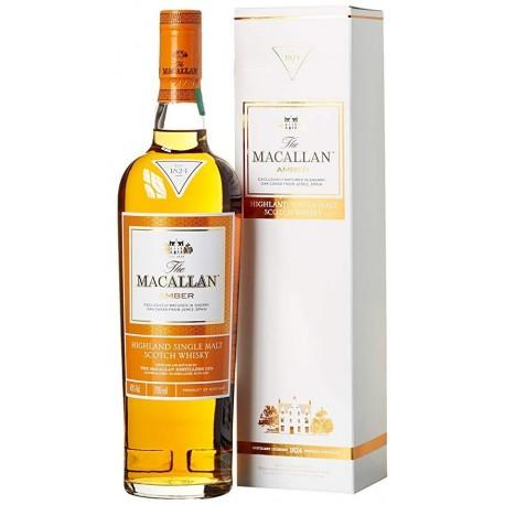 Macallan Amber Whisky 70 Cl