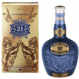Royal Salute 21 years aged Whisky  70 Cl