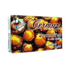 King scallop Cermar sauce Viera 180 Gr