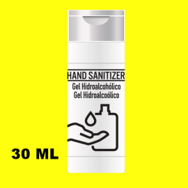 Gel Hidroalcoholico Botella 30 Ml Monodosis EMICELA 300 unidades/caja