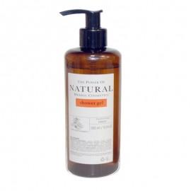 Gel Ducha Natural Cosmetica 95% Natural Botella 300 Ml EMICELA 30 - 40 unidades/caja