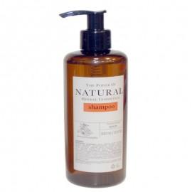 Champu Natural Cosmetica 95% Natural Botella 300 Ml EMICELA 30 - 40 unidades/caja