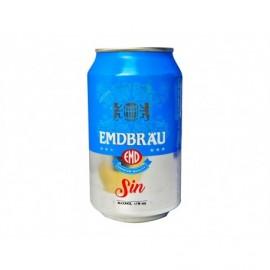 Emdbrau Cerveza Sin Alcohol Lata 330ml pack 8