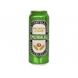 Emdbrau Cerveza Lata 500ml pack 8