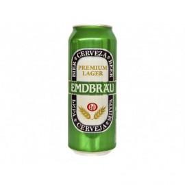 Emdbrau Cerveza Lata 500ml