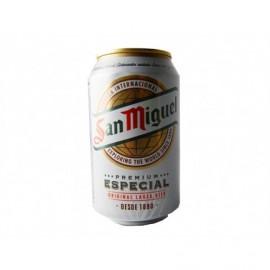 San Miguel Cerveza Especial Lata 330ml