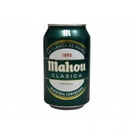Mahou Cerveza Clasica Lata 330ml pack 8
