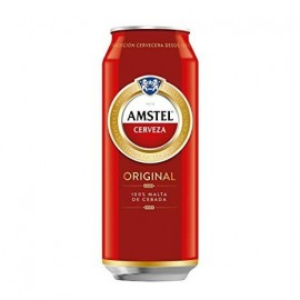 Amstel Beer 500 Ml pack 8