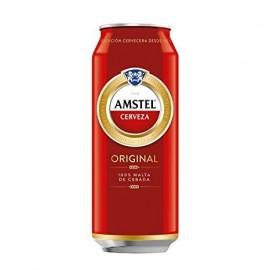 Cerveza Amstel  500 Ml pack 8