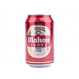 Mahou Cerveza 5 Estrellas Lata 330ml pack 8