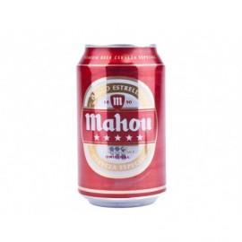 Mahou 5 Sterne Bier 330 ml können