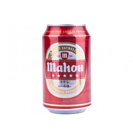 Mahou Cerveza 5 Estrellas Lata 330ml