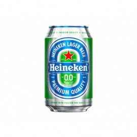 Heineken Cerveza 0,0% Lata 330ml