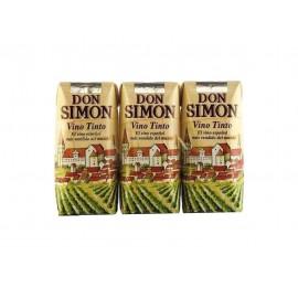 Don Simón Vino Tinto de Mesa Pack 3x187ml
