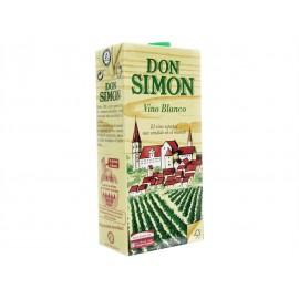 Don Simón Vino Blanco de Mesa Brik 1l