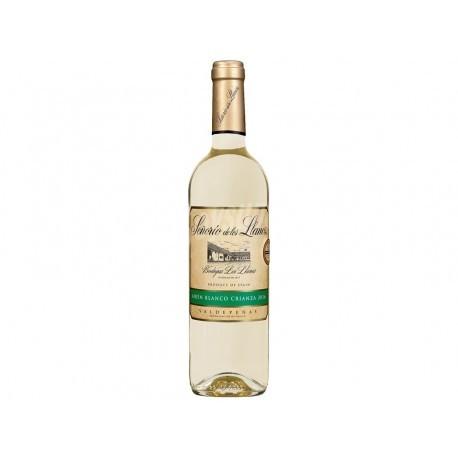 Descatalogado Señorío de los Llanos Vino Blanco Botella 750ml