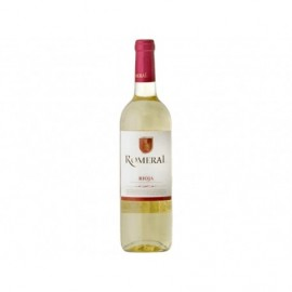 Romeral Vino Rioja Blanco Botella 750ml