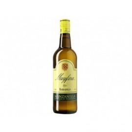 Barbadillo Vino Manzanilla Muyfiina Botella 750ml