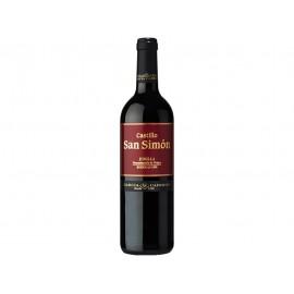 Castillo San Simón Vino Tinto Botella 750ml