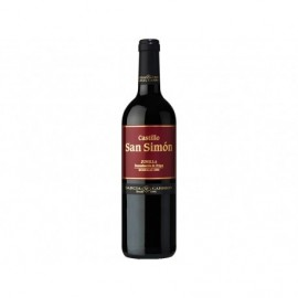 Castillo San Simon Rotwein 750 ml Flasche