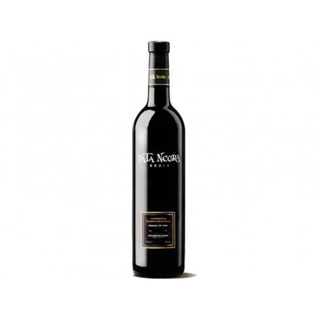 Pata Negra Vino Valdepeñas Roble Botella 750ml