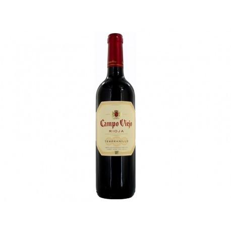 Campo Viejo Vino Tinto Tempranillo D.O. Rioja Botella 750ml