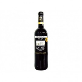 Antaño Vino Rosso invecchiato DO Rioja Bottiglia 750 ml