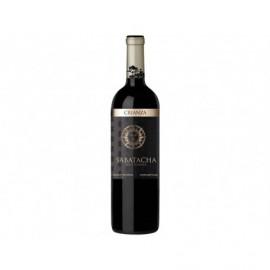 Sabatacha Jumilla Crianza Wein 750 ml Flasche