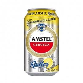 Cerveza Amstel Radler 37,5 Cl pack 8