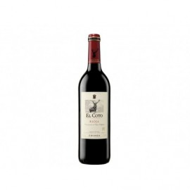 El Coto Rotwein Crianza DO Rioja 750 ml Flasche