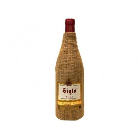 Siglo Vino Rioja Saco Tinto Botella 750ml
